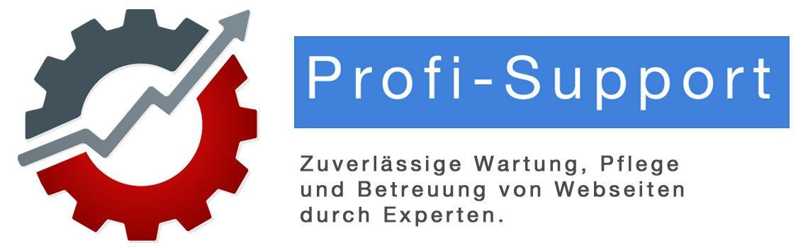 Professioneller Support für Ihre Webseite